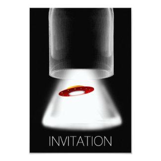 Invitación del Vip de los extranjeros del UFO del