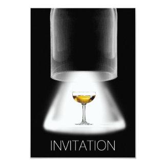 Invitación del Vip del fiesta de Coctail de la