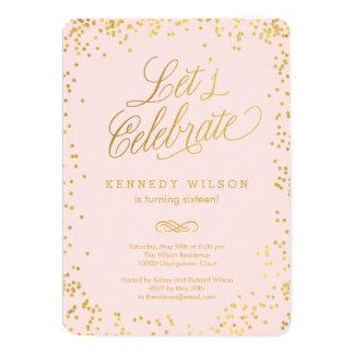 Invitación Editable del fiesta del color del
