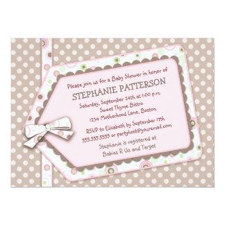 Invitación feliz de la fiesta de bienvenida al