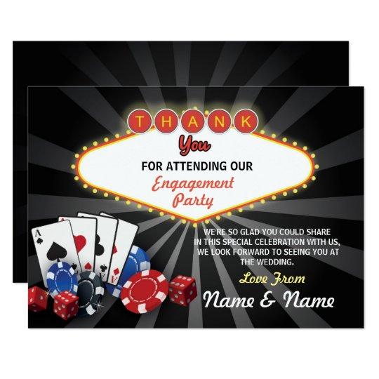 Invitación A Un Casino
