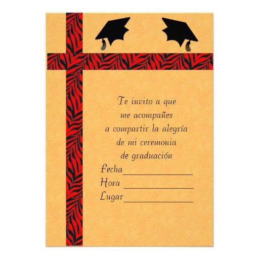 Invitacion Graduacion 1 Invitación