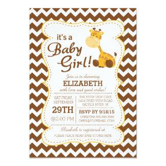 Invitación linda de la fiesta de bienvenida al invitación 12,7 x 17,8 cm