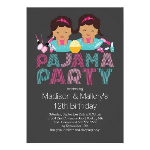 Invitación linda de la fiesta de cumpleaños del pi