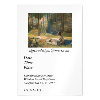 Invitación Magnética La revelación Brunilda