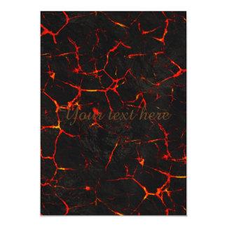 Invitación Magnética Lava caliente de Falln