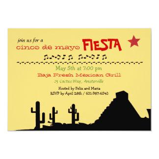 Invitación mexicana del desierto