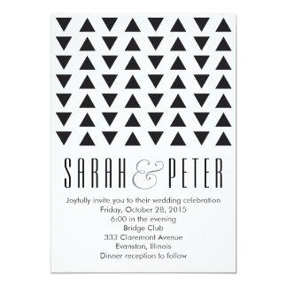Compra tus invitaciones de boda con diseños modernos en la gran selección de Zazzle.