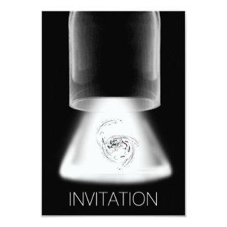 Invitación moderna del Vip del concierto del