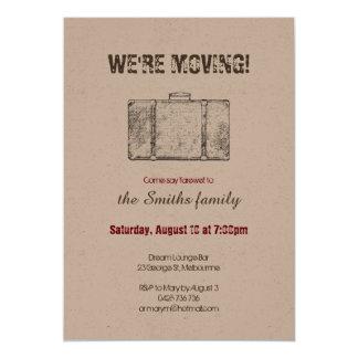 Invitación móvil/invitación del fiesta de