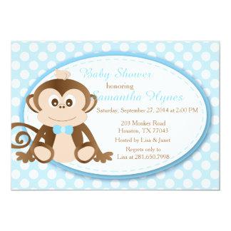 Invitación-Muchachos de la fiesta de bienvenida al Invitación 12,7 X 17,8 Cm
