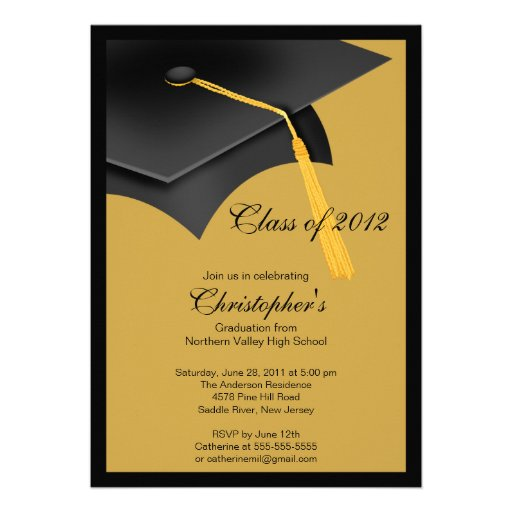 Fondo para una invitación de graduación - Imagui
