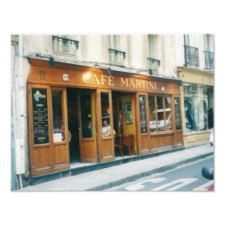 Invitación/París Invitación 10,8 X 13,9 Cm