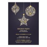Invitación plana de la celebración de días festivo