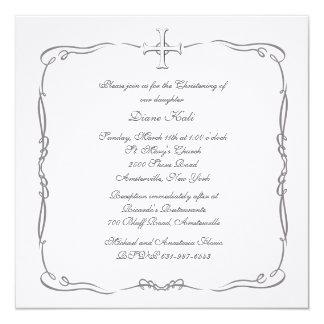 Invitación religiosa cruzada especial