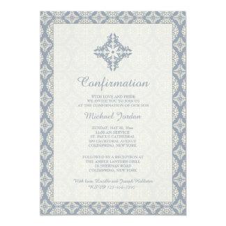 Invitación religiosa de la elegancia espiritual