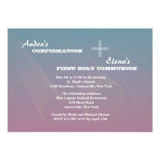 Invitación religiosa de los hermanos