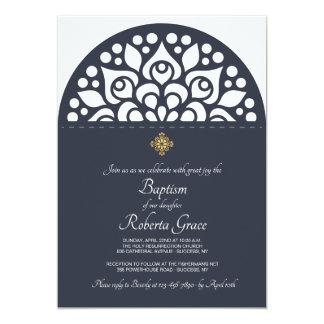 Invitación religiosa del arco
