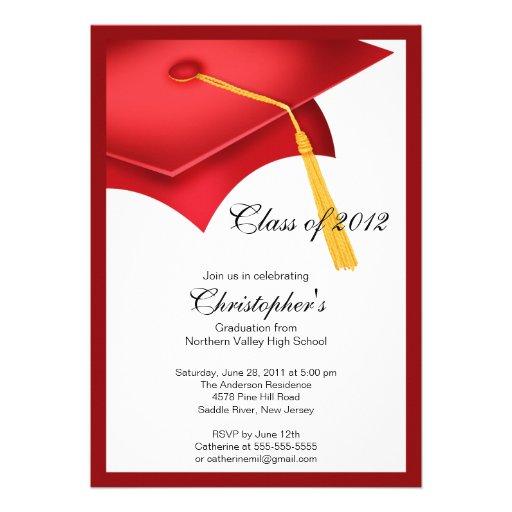 texto para invitaciones de graduacion de universidad