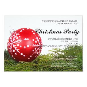 Invitaciones de navidad para empresas