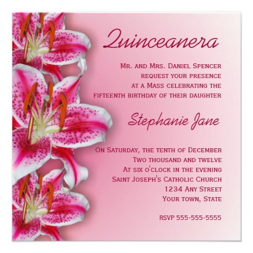 Quinceanera Poems For Invitations is great invitations design