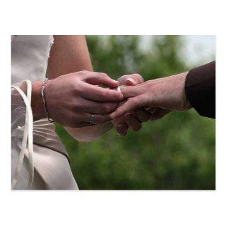 Invitación RSVP del boda