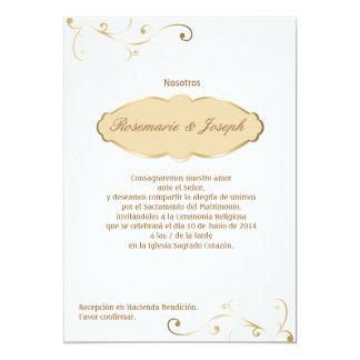Invitación - Wedding02