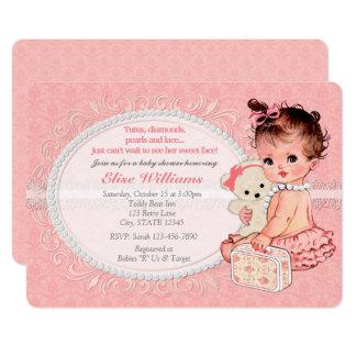 Invitaciones 2 de la fiesta de bienvenida al bebé