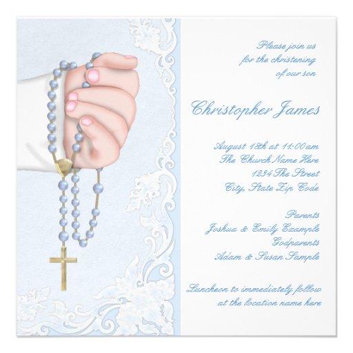 plantillas de invitaciones para un bautizo