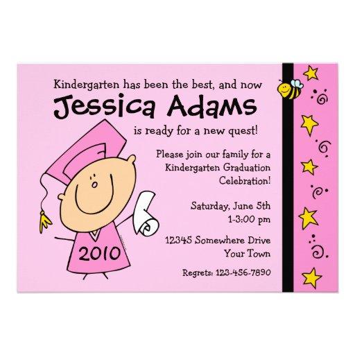 girl graduation invitations templates