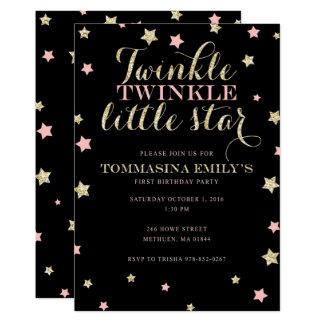 Invitaciones de encargo para Trisha