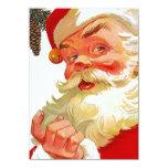 Invitaciones de la casa abierta de Santa del día Comunicados Personales