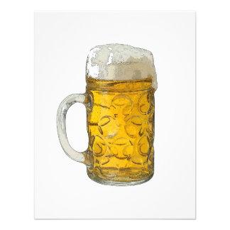 Invitaciones de la cerveza - la cerveza invita anuncio personalizado
