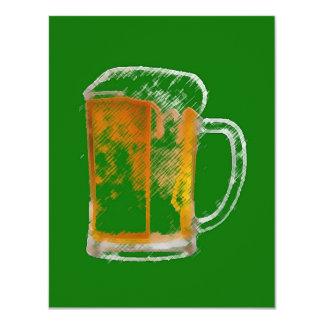 Invitaciones de la cerveza - la cerveza invita invitaciones personalizada