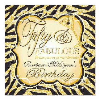 Invitaciones de la fiesta de cumpleaños de la comunicado personal
