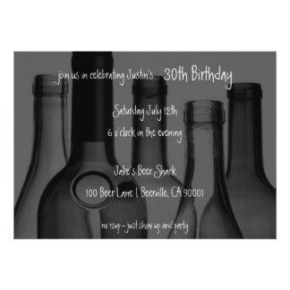 Invitaciones de la fiesta de cumpleaños de la bote invitacion personalizada