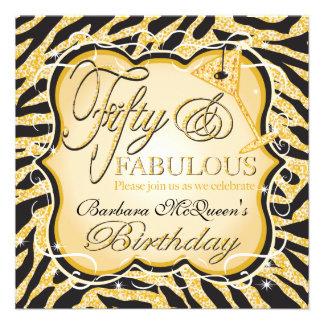 Invitaciones de la fiesta de cumpleaños de la cebr comunicado personal