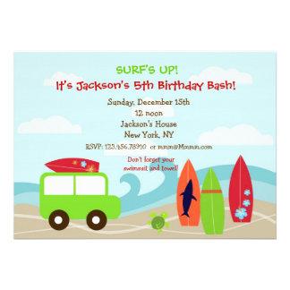 Invitaciones de la fiesta de cumpleaños de la resa anuncios personalizados