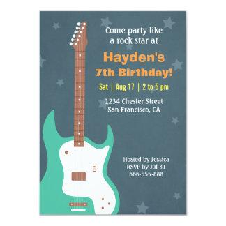 Invitaciones de la fiesta de cumpleaños de los invitación 11,4 x 15,8 cm