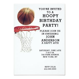 Invitaciones de la fiesta de cumpleaños del