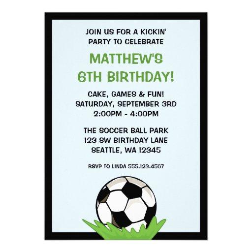 Invitaciones de la fiesta de cumpleaños del balón  anuncio