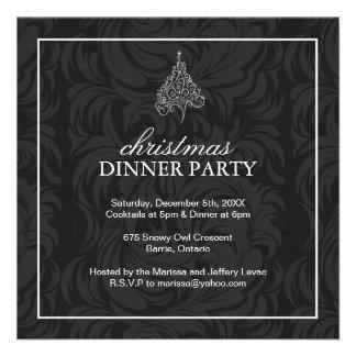 Invitaciones de la fiesta de Navidad Invitación Personalizada
