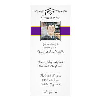 Invitaciones de la graduación de la escuela de la  invitaciones personales