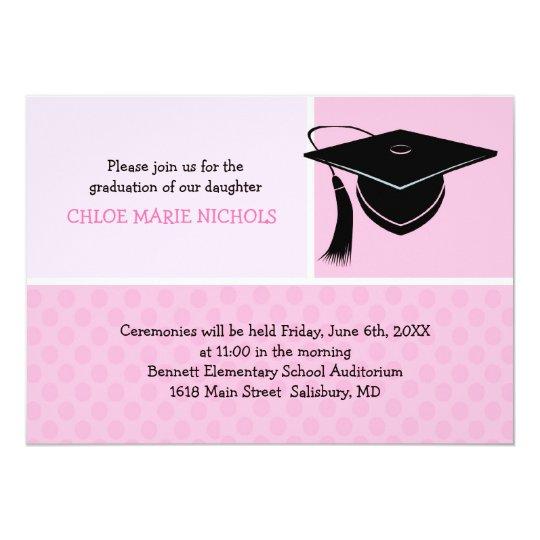 Invitaciones de la graduación de los niños (para | Zazzle.es