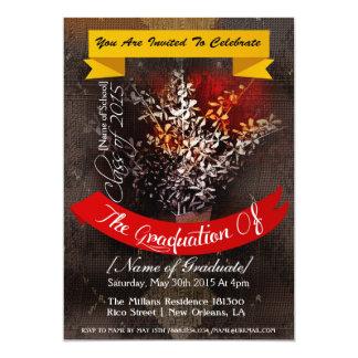 Invitaciones de las invitaciones el | de la invitación 12,7 x 17,8 cm
