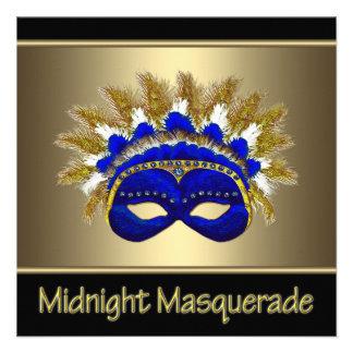 Invitaciones del baile de fin de curso de la masca comunicados personales