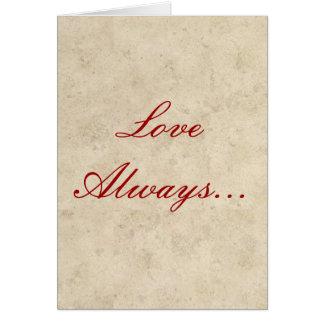 Invitaciones del boda - amor del amor siempre prof felicitacion