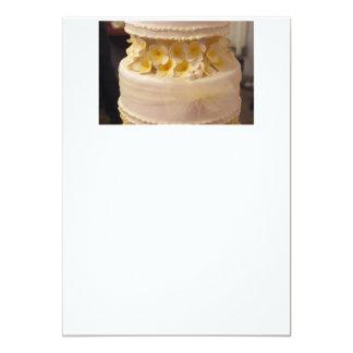 Invitaciones del boda invitación 12,7 x 17,8 cm