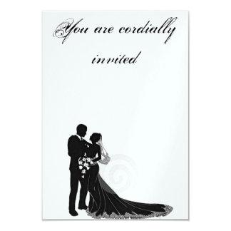 Invitaciones del boda invitación 8,9 x 12,7 cm