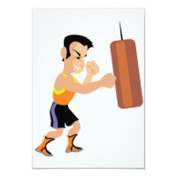 Invitaciones del boxeo